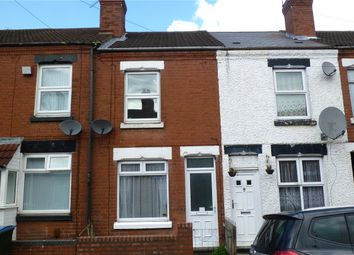 Thumbnail 2 bed terraced house for sale in Chandos Street, Stoke, Coventry, West Midlands
