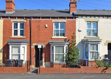 Thumbnail 3 bedroom terraced house for sale in Sharrow Street, Sharrow, Sheffield
