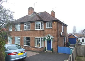 Thumbnail 4 bed semi-detached house for sale in Hands Road, Heanor