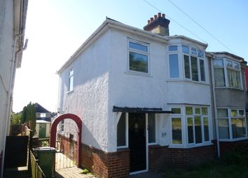 Thumbnail 3 bedroom semi-detached house for sale in Bursledon Road, Southampton