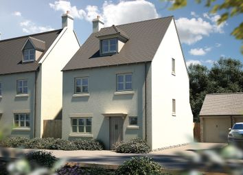"Thumbnail 4 bed detached house for sale in ""The Hemsley"" at Cirencester Road, Fairford"