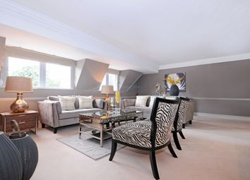 Thumbnail 2 bedroom flat to rent in Fitzjohns Avenue, Hampstead NW3, London,