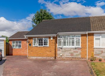 Thumbnail 3 bed semi-detached bungalow for sale in Pinfold Close, Stafford, Staffordshire
