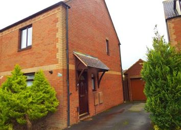Thumbnail 3 bed semi-detached house for sale in Lea Close, St Andrews Ridge, Swindon, Wiltshire