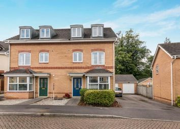 Thumbnail 4 bed semi-detached house for sale in Beggarwood, Basingstoke, Hampshire