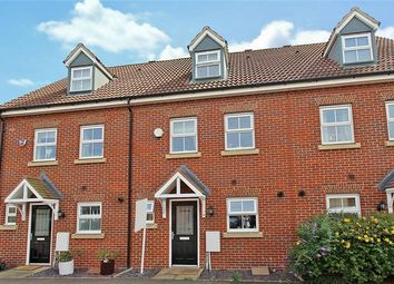 Thumbnail 3 bed terraced house for sale in Langlands Road, Bedford