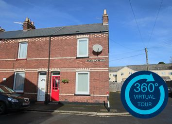 Thumbnail 2 bed end terrace house for sale in Tavistock Road, Exeter