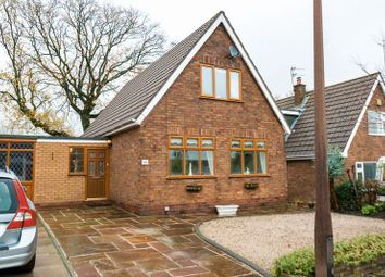 Thumbnail 3 bed detached bungalow for sale in Manse Avenue, Wrightington, Wigan