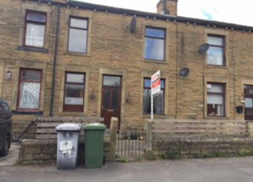 Thumbnail 2 bed terraced house to rent in Rose Terrace, Birstall, Batley