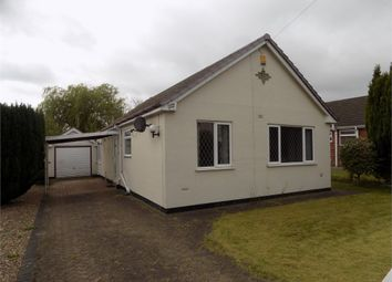 Thumbnail 2 bed detached bungalow for sale in Long Lane, Carlton-In-Lindrick, Worksop, Nottinghamshire