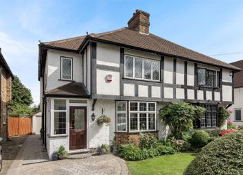 Thumbnail 3 bed property for sale in The Fairway, Ruislip
