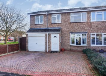 4 bed semi-detached house for sale in Hill View Road, Bidford-On-Avon, Alcester B50