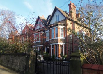 Thumbnail 1 bed flat to rent in Normanton Avenue, Aigburth, Liverpool