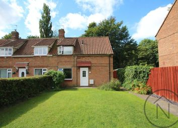 Thumbnail 2 bed end terrace house for sale in Sharp Road, Newton Aycliffe