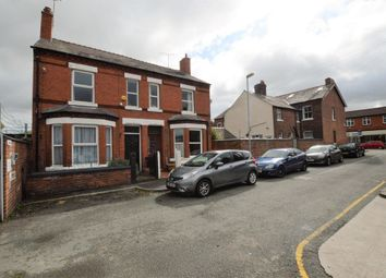 Thumbnail 3 bed semi-detached house for sale in Bulkeley Street, Chester