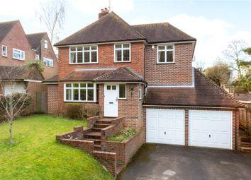 4 bed detached house for sale in Hoe Lane, Abinger Hammer, Dorking, Surrey RH5