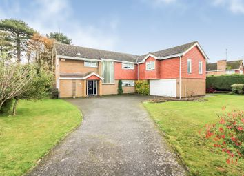 Thumbnail 5 bed detached house for sale in The Woodlands, Market Harborough