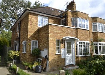 Thumbnail 3 bed maisonette for sale in Bishops Close, Off Ham Common