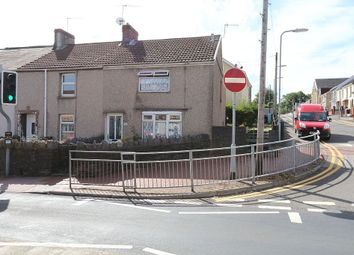 Thumbnail 3 bed end terrace house for sale in New Road, Skewen, Neath, Neath Port Talbot