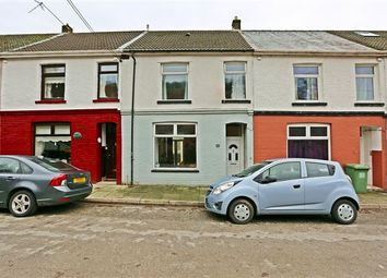 Thumbnail 3 bed terraced house for sale in Collwyn Street, Coedely, Tonyrefail