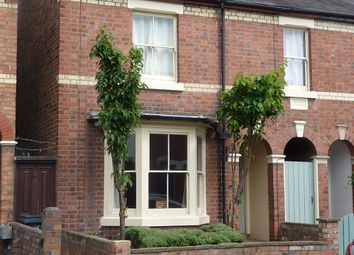 Thumbnail 4 bed terraced house to rent in Hotspur Street, Greenfields, Shrewsbury, Shropshire