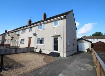 Thumbnail 3 bed end terrace house for sale in Jermond Drive, Irvine, North Ayrshire