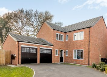 Thumbnail 4 bed detached house for sale in Oak Drive, Chester