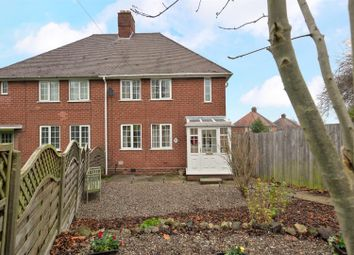 Thumbnail 3 bed detached house for sale in Coronation Crescent, Madeley, Telford