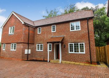 Thumbnail 3 bed semi-detached house for sale in Newbury Road, Headley, Thatcham