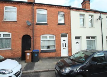 Thumbnail 3 bedroom terraced house to rent in Canning Street, Hinckley