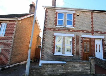 Thumbnail 3 bed semi-detached house to rent in Cromwell Road, Parkstone, Poole