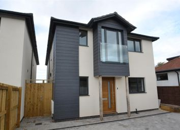 Thumbnail 4 bed detached house for sale in Down Road, Portishead, Bristol