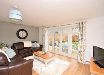 Thumbnail 3 bed semi-detached house for sale in Larkin Close, Bovey Tracey, Newton Abbot, Devon