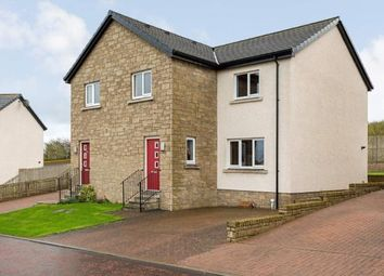 Thumbnail 3 bed semi-detached house for sale in Red Rose Way, Tarbolton, South Ayrshire, Scotland