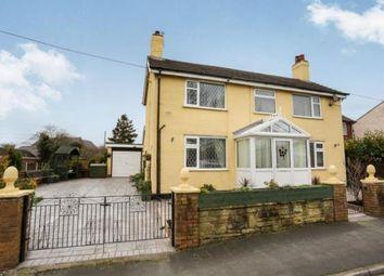 Thumbnail 3 bedroom detached house for sale in Herbert Street, Crewe, Cheshire
