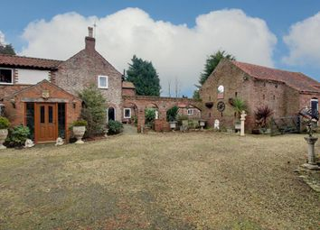 Thumbnail 5 bed detached house for sale in Ellerton, York