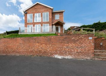 Thumbnail 4 bed detached house to rent in Lodge Road, Caerleon, Newport