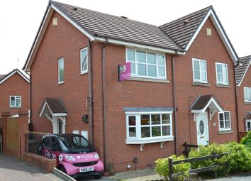 Thumbnail 2 bedroom semi-detached house to rent in Walton Road, Trent Vale, Stoke-On-Trent