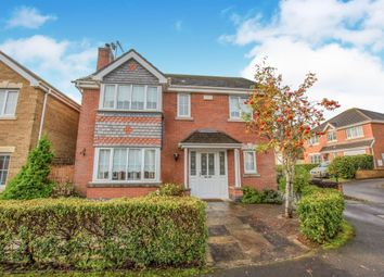 Thumbnail 4 bed detached house for sale in Thorne Way, Culverhouse Cross, Cardiff