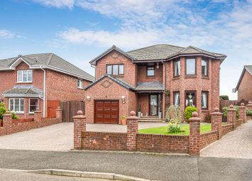 Thumbnail 4 bed detached house for sale in Towerhill Avenue, Kilmaurs, Kilmarnock