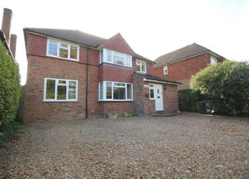 Thumbnail 4 bed detached house for sale in Penshurst Road, Leigh, Tonbridge