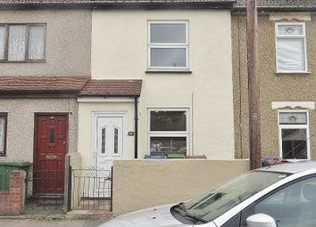 Thumbnail 2 bed terraced house to rent in Benson Road, Grays
