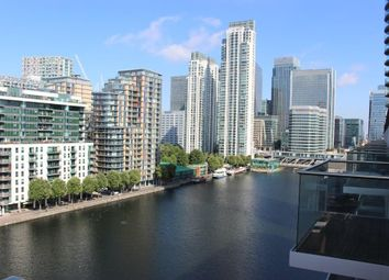 Thumbnail 1 bedroom flat for sale in Millharbour, Docklands, London