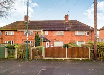 Thumbnail 3 bed terraced house for sale in Longmead Drive, Daybrook, Nottingham