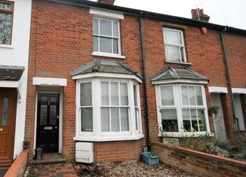 Thumbnail 2 bed terraced house for sale in Woolgrove Road, Hitchin