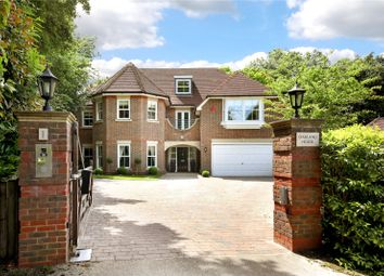 Thumbnail 6 bed detached house for sale in Burgess Wood Grove, Beaconsfield, Bucks