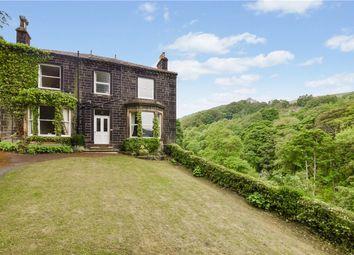 3 bed semi-detached house for sale in Cragg Road, Cragg Vale, Hebden Bridge HX7