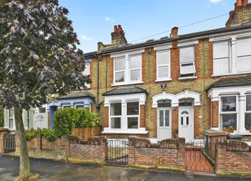 Thumbnail 3 bed terraced house for sale in Richmond Road, Leytonstone, London