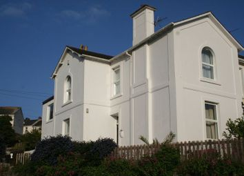 Thumbnail 4 bedroom end terrace house for sale in Forest Road, Torquay