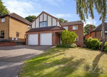 Thumbnail 5 bed detached house for sale in Birchwood Park, Forest Town, Mansfield